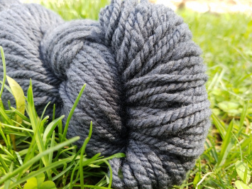--Only 2 left!--   Know Your Shepherd Wool --Deep Dusk