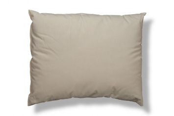 100% Organic Cotton Cover Wool Filled Standard Pillow