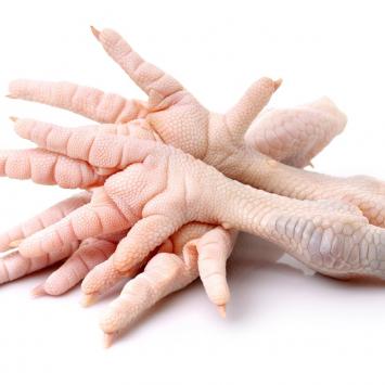 Feet, chicken