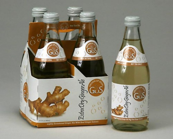 Ginger Ale - 4 Pack