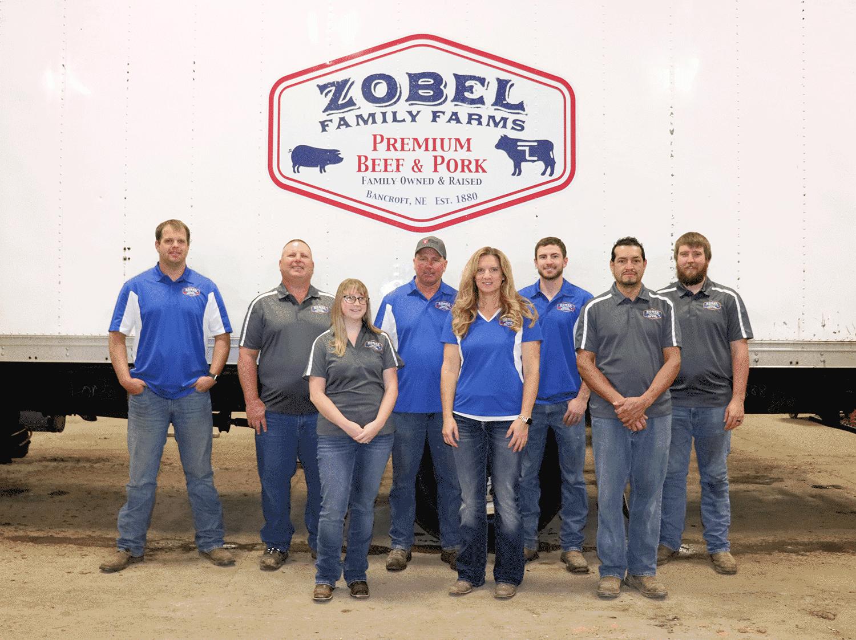 Zobel Family FarmEmployees 2020