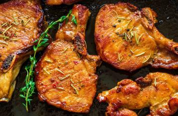Bone-in Pork Chops