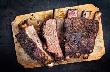 Packer Style - Beef Ribs