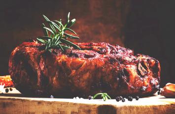 Pork Shoulder Roast - Bone-In