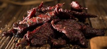 100% Grass Fed Beef Jerky