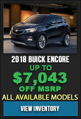 Buick Encore Deals Massachusetts