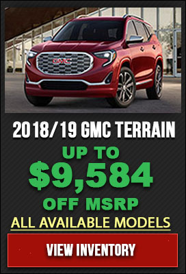 GMC Terrain Deals Massachusetts