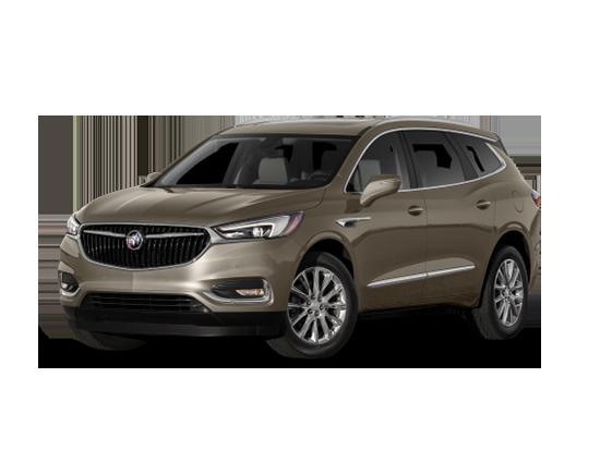 2018 Buick Enclave Massachusetts