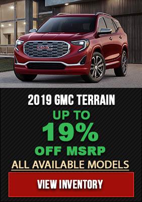 GMC Terrain Deals Massachusetts
