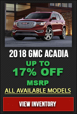 GMC Acadia Deals Massachusetts