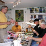 wet fly tying classes by don bastian