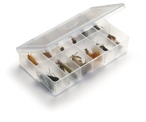 Myran 1200 Fly Box. Fisherman's utility box for flies and accessories.