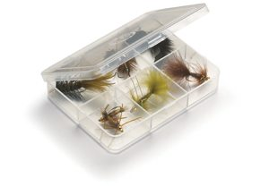 Myran 1060. A simple, no nonsense box for flies, shot, swivels, or indicators.
