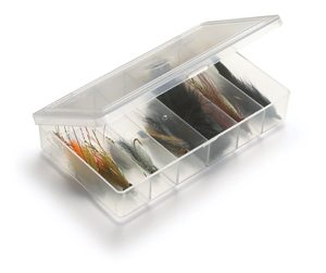 Myran 3003. Fisherman's utility box for flies and accessories.