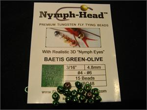 Nymph-Head Beads