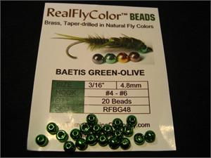 RealFlyColor Beads