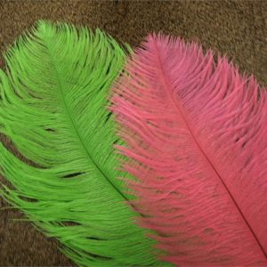 Nature's Spirit Ostrich Plumes fly tying materials fly fishing