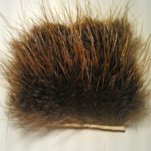 Dubbing Fur Piece - Beaver