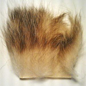 Dubbing Fur Piece - Opossum
