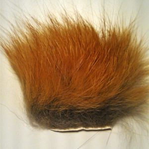 Dubbing Fur Piece - Red Fox