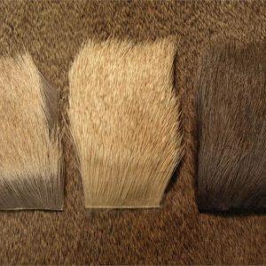 "Bull Elk Hair (3"" x 4"")"
