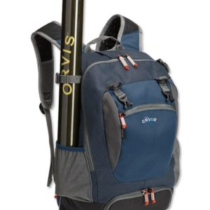 Orvis Safe Passage Angler's Day Pack (Slate Blue) fly fishing packs