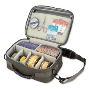 Orvis Safe Passage Reel Case fly fishing luggage storage