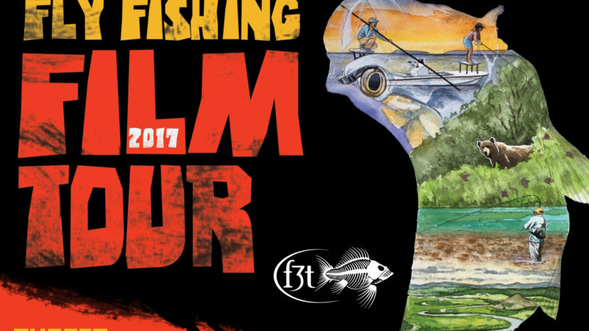 2017 Fly Fishing Film Tour Great Feathers Fly Shop MD