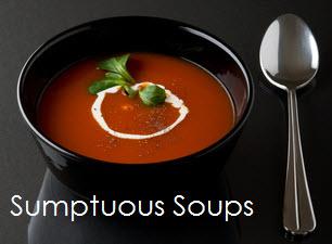 Sumptuous soups