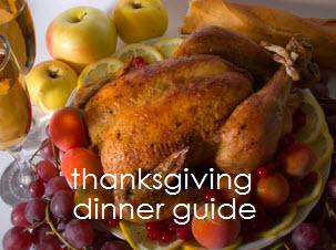 Dinner guide