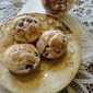 Blueberry Lemon Spice Muffins