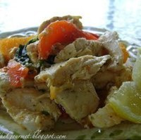 Grilled Sage and Basil - Chicken Salad!