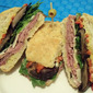 Black and Decker Ultimate Sandwich Contest: Roast Beef on Rosemary Artisan Bread