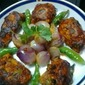 spicy grilled chicken with shallots