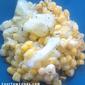 Corn & Cucumber Salad