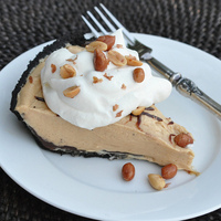 A Peanut Butter Pie for Mikey