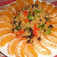 Spanish Style Beans and Rice