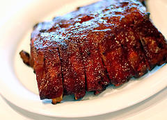 Award Winning Baby Back Ribs
