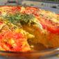 Baked Carrot Frittata