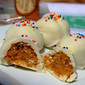 Pumpkin Madeline Cake Balls