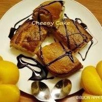 CHEESY CAKE