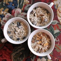 All-Natural Instant Oatmeal Packets