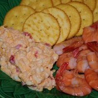 Low Fat Pimento Cheese