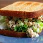 Running fuel: Protein-rich tofu salad sandwiches
