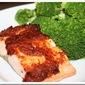 Red Curry Glazed Salmon
