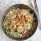 Leaf Mustard Greens Noodles Stir-Fry, 芥菜炒面