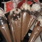 Hot Cocoa Cones