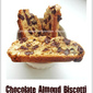 Chocolate Almond Biscotti~~Sweet Punch