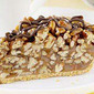 Coffee-Caramel Nut Tart