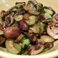 Sauteed Zucchini and Mushrooms